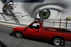 Graffiti in the walls of Athens / Graffiti στους τοίχους της Αθήνας