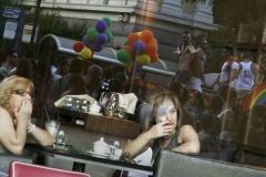 Athens Pride 2012 festival took place at Klaυthmonos Sq / Το φεστιβάλ Athens Pride 2012 έγινε στην Πλατεία Κλαυθμώνος και κορυφώθηκε με την κλασσική πορεία μπροστά από την Βουλή