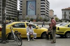 Street Scenes / Εικόνες από το κέντρο της Αθήνας